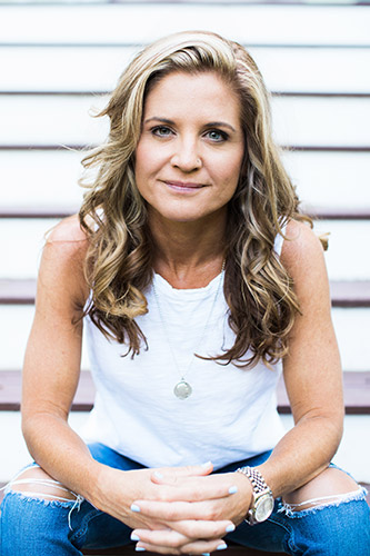 Glennon Doyle (Photograph by Amy Paulson)