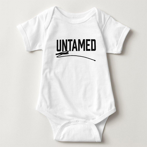 Untamed Baby Bodysuit